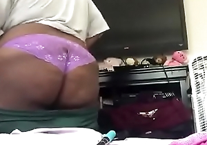 My Black BBW Friend Twerking Part 1