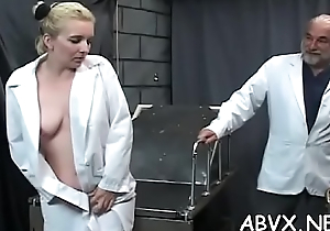 Big tits honey extreme thraldom in slutty home scenes