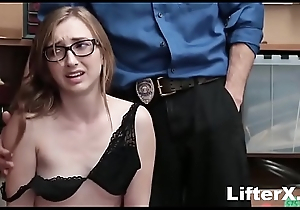 TIGHT PUSSY TEEN CAUGHT IN HIDDEN CAMERA SEX- LifterX.com