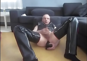 Finnish leather gay Juha