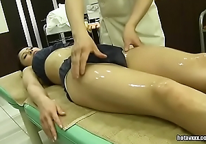 fuck in massage room