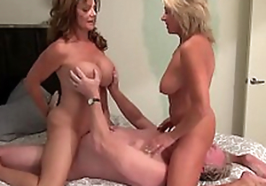 Hot Mature Couple tricks MILF into Swinger Date #threeway #swinger  #milf  #big-boobs #mature