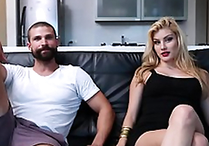 BANGBROS - Blonde Colombian Teen Valentina Bolivar Has Big Bowels & Big Irritant