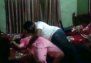 Desi couple making sex tape