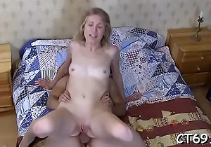 The wildest and nastiest pussy-hammering session ever