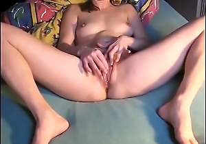 self made orgasm of a danish girl