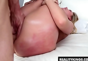 (Aj Applegate) gets her perfect ass licked and fucked - For sure Kings