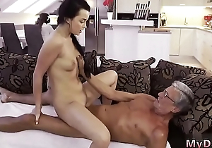 Old young anal hd What would you choose - computer or your girlboss?